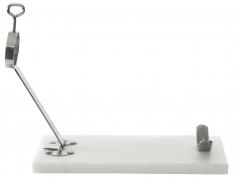 Jamonero Plegable base en polietileno Steelblade
