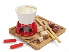 Mini Fondue Roja Steelblade