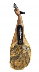 Paleta 100% Ibérica pura de bellota Altadehesa + jamonero + cuchillo