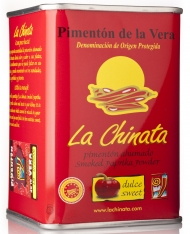 Papryka wędzona słodka La Chinata