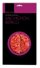 Kiełbasa Salchichón iberyjska de bellota Revisan Ibéricos w plastrach