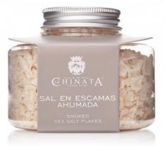 Sól Morska w płatkach wędzona La Chinata