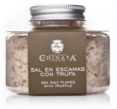 Sól w płatkach z truflą La Chinata