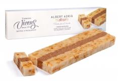 Turrón de Crema Catalana Albert Adrià